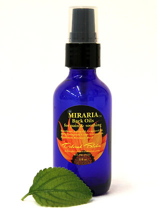 MIRARIA HEALING BACK OIL