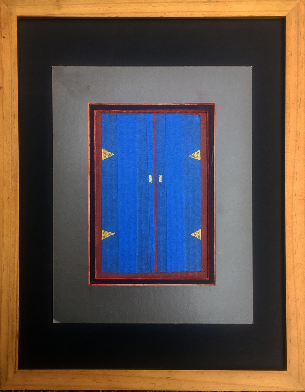 Puerta Azul Peruana, Door Series
