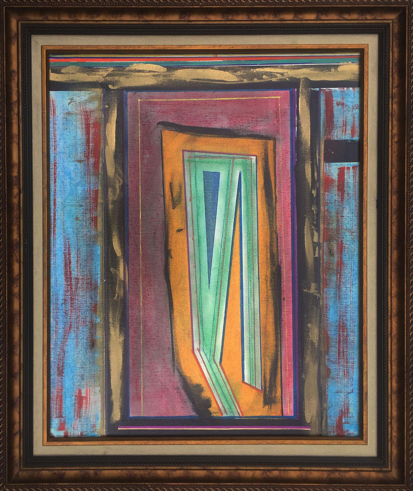 Sidestreet Door, Door Series #9