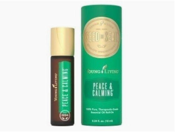Peace & Calming - Essential Oil Roll-On