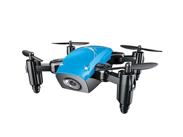 Foldable RC Mini Pocket Size WiFi Drone with HD Camera S9X