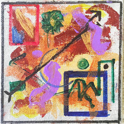 Kandinsky's Diagonal