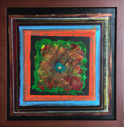 Albers with Texture