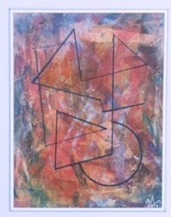 Unconscious Homage to Klee
