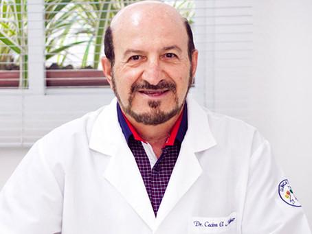 Fonte de inspiração: conheça a história do pediatra Tio Cecim