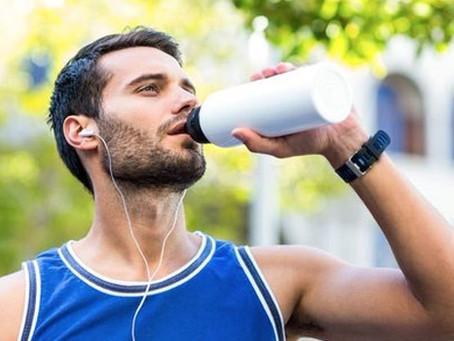 Como você deve fazer a sua hidratação na atividade física