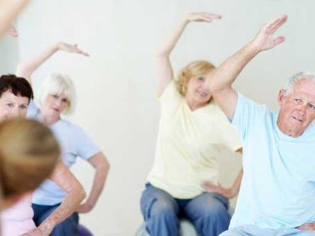 Exercícios físicos para idosos: como eles contribuem para a saúde na terceira idade
