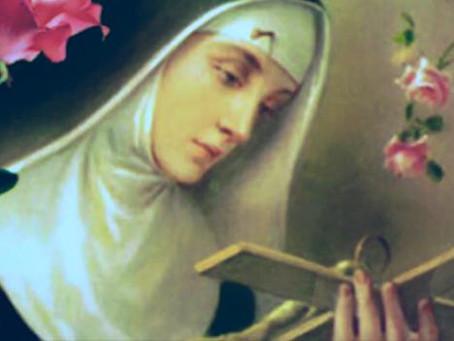 Santa Rita de Cássia: conheça a história da santa que deu nome à nossa água