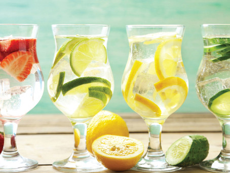 Harmonização da água: como combinar alimentos e bebidas