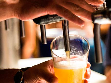A importância da qualidade da água na produção de cerveja.