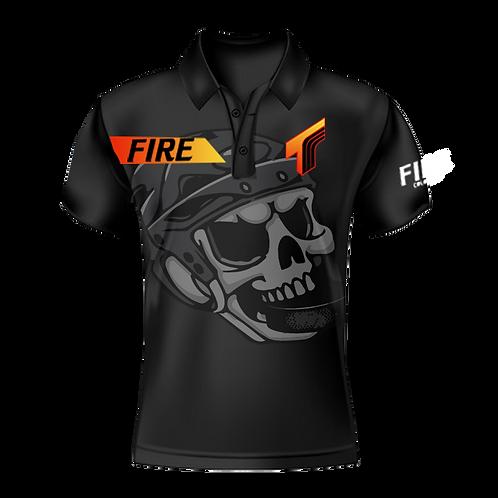 Colorado Fire Polo Shirt