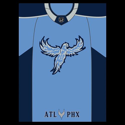 Atlanta Phoenix Jersey Blanket