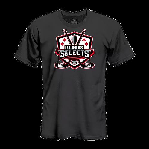 Illinois Selects Hockey T-Shirt - Short Sleeve
