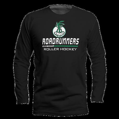 Tour Roadrunners Performance Long Sleeve T-Shirt Black