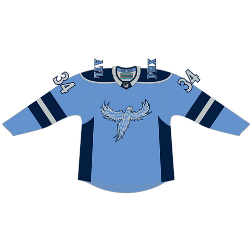Atlanta Phoenix Blue Replica Jersey