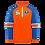 Thumbnail: DB Hockey 1/4 Zip Pullover