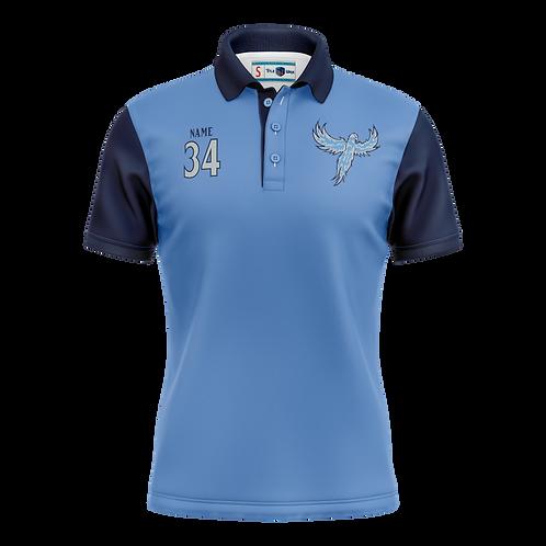 Atlanta Phoenix Custom Polo Shirt