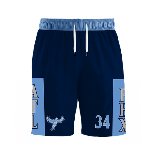 Atlanta Phoenix Custom Shorts