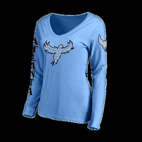 Atlanta Phoenix Custom Women's T-Shirt