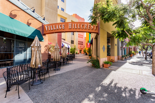 Village Hillcrest