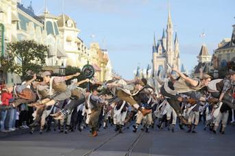 ABC's Disney Parks Christmas Parade