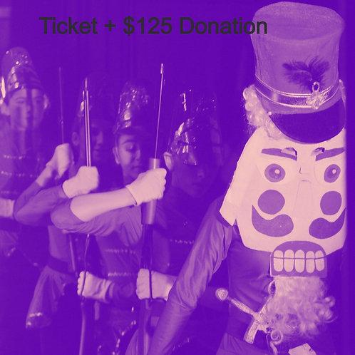 DC Virtual Winter Performance + $125 Donation