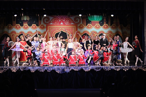 2pm Nutcracker Workshop for Children (ages 5-9)
