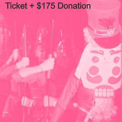 DC Virtual Winter Performance + $175 Donation