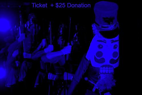 DC Virtual Winter Performance + $25 Donation