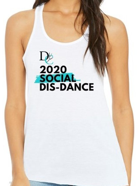 Gift for DC Teacher - Dis-DANCE Tank