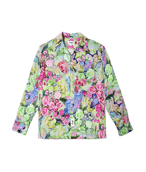 Kim's Florals Shirt