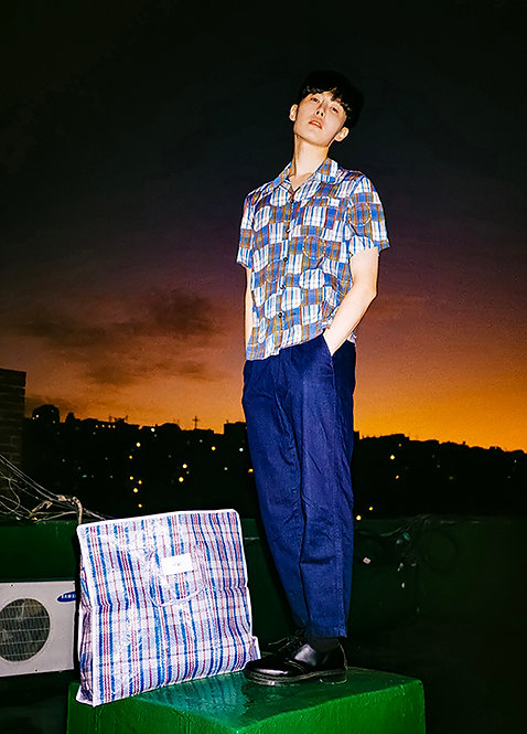 Madison Plaid Shirt