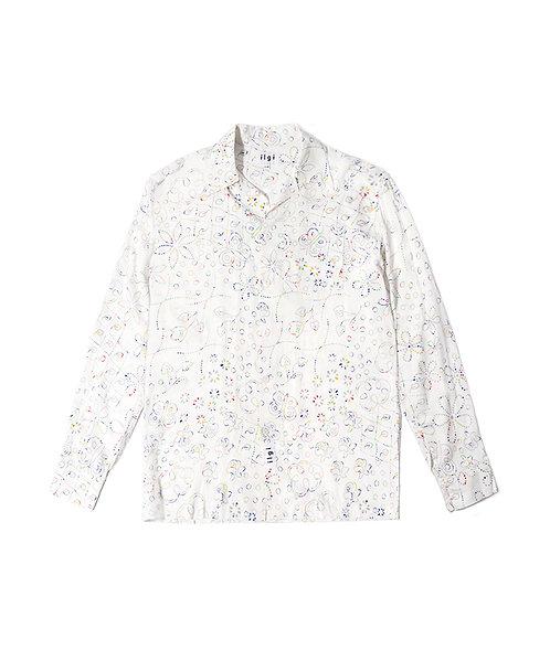 Toilet Paper Shirt - White