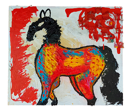 Cavalo Roubado, 2021