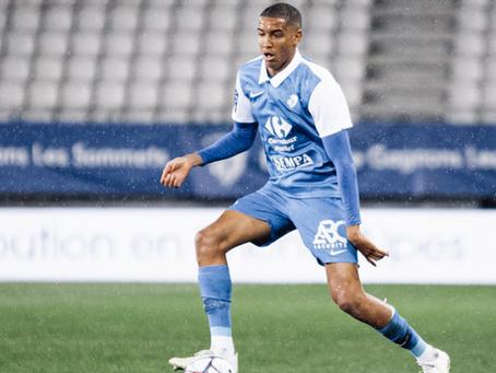 Charles Pickel: Aus der Ligue 2 zur grossen Karriere?
