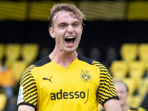 Swiss Talent Watch: Bradley Fink – der Schweizer Haaland?