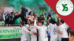 Yverdon-Sport: Ein Aufstieg mit Ansage!