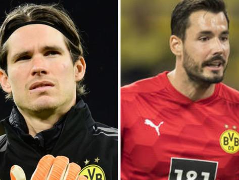 Wachsende Kritik an Bürki: Wäre Hitz die bessere Nummer 1 für Dortmund?