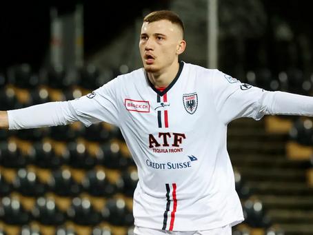 Filip Stojilkovic: Challenge League-Ballermann an der U21-EM