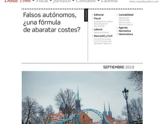 Revista Septiembre 2018