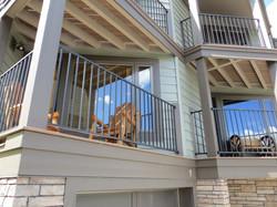 New Rail, Deck, Windows
