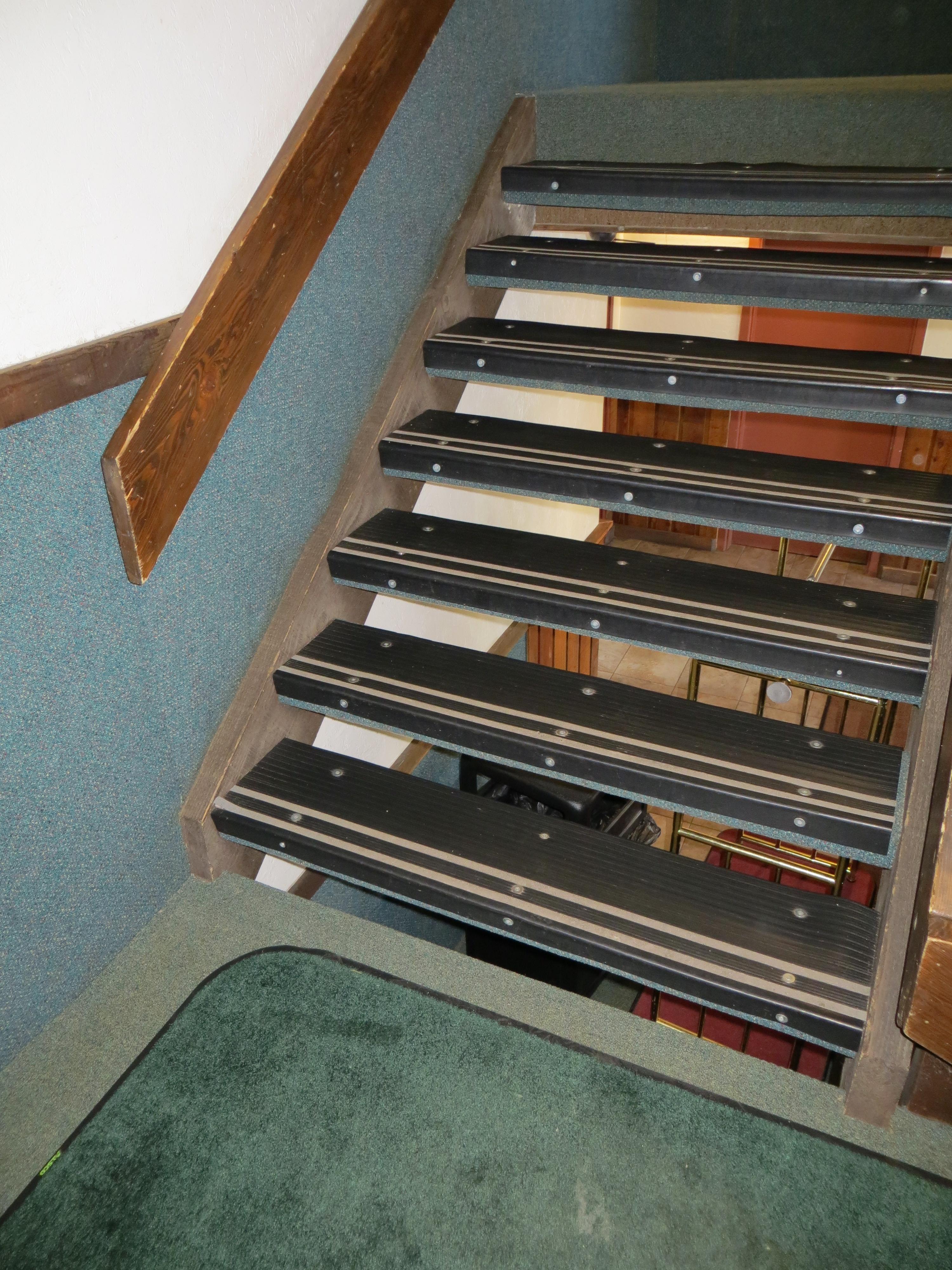 Stair Tread Update