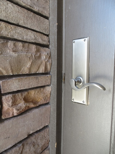 Stone work and Fixtures