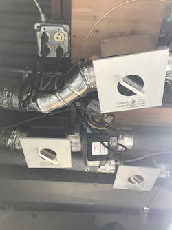 Booster Clothes Dryer Fans