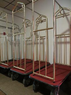 New Luggage Carts
