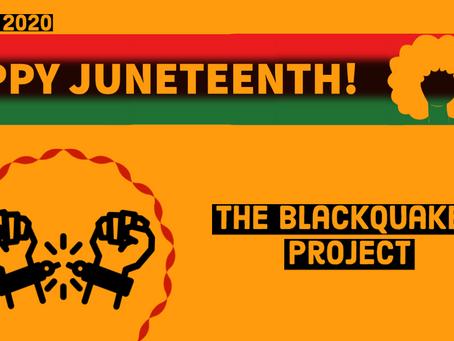 Happy Juneteenth—19 June!