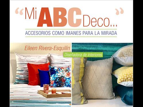 Mi ABC Deco- Accesorios (Primera edición - Vol. 2)