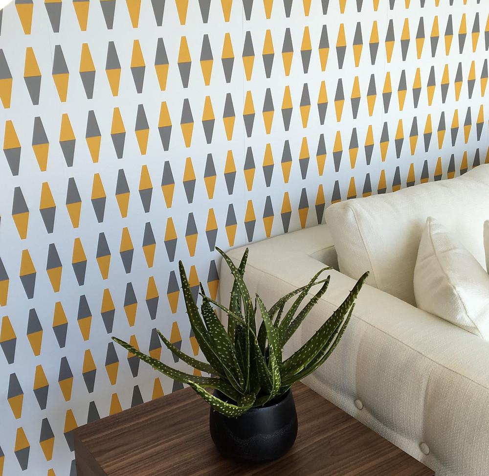 'Wallpaper-contact' / Viva Carpets