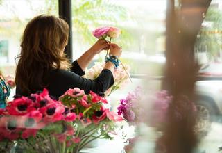 Pinta tu casa de flores