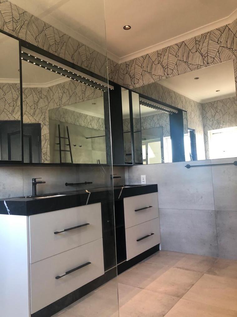 Master Bathroom Vanity Remodel